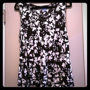 2 for $20 Simple Vera Wang sleeveless blouse